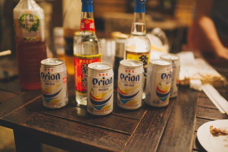 発泡酒とビール